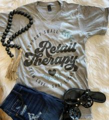 Retail Therapy Tee