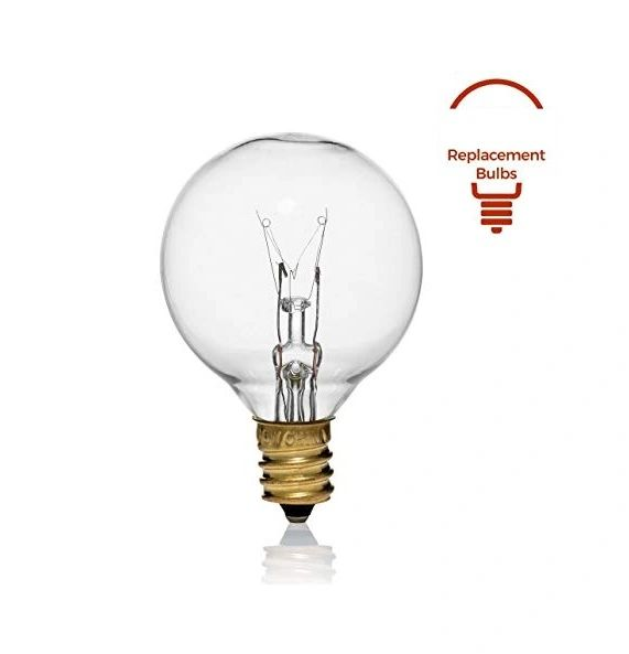 G40 Replacement Filament Bulbs for String Light