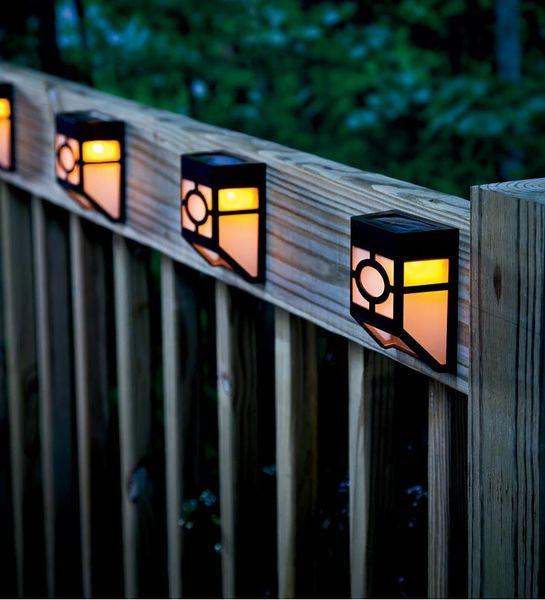 Quace Solar Yellow LED Light Box Design