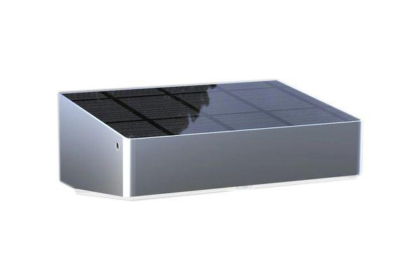 Quace Super Bright Waterproof Motion Sensor PIR Solar Garden Wall Light
