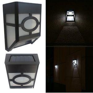 Quace Solar White LED Light Box Design