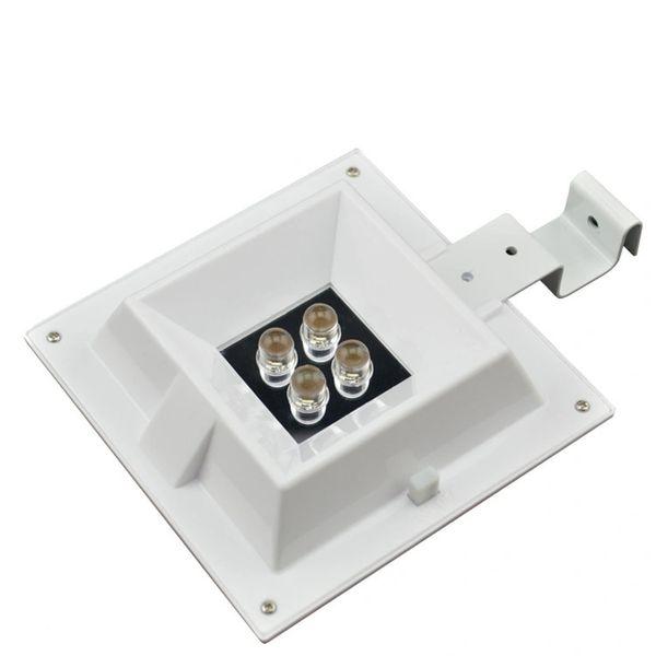 Quace Solar LED Fence Light with Bracket