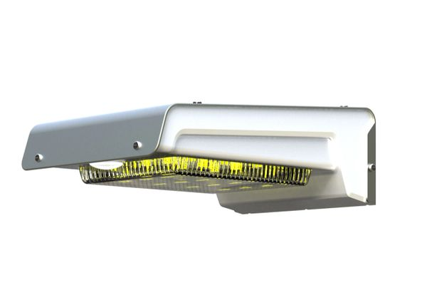 Quace 2nd Gen Brighter 16 LED Solar Motion Sensor Garden Outdoor Waterproof Light