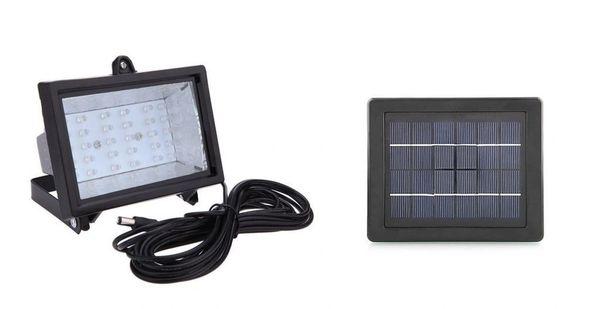 Quace 3W 30 LED Solar Flood Light