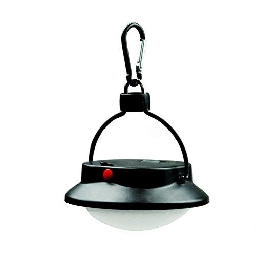 Quace Ultra Bright USB/Solar Power 60 LED Camping/Tent Light 5 Brightness Modes