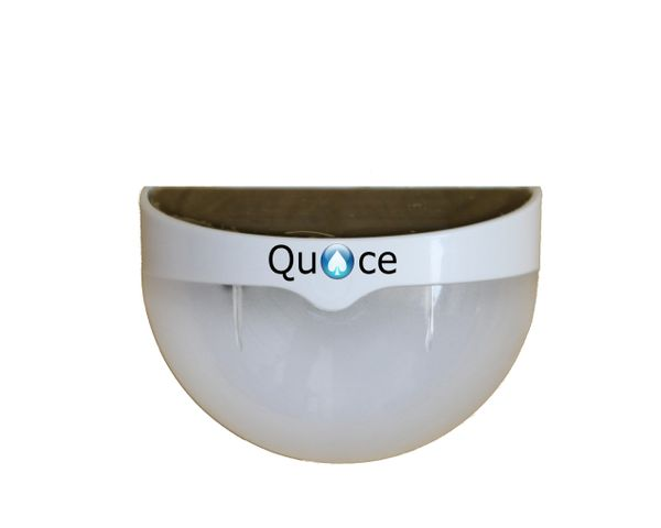 Quace Solar Wall Mount Light Warm White