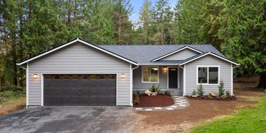 Serenity in Lakebay, this new construction home sold quickly for above asking.