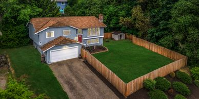 Updated and a partial view of Dyes Inlet, this updated home in Bremerton sold quickly. Real Estate