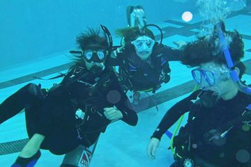 Learn to Scuba Dive in Toronto with Water Sports: PADI Open Water Diver