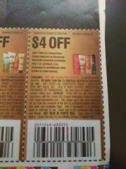 10 Coupons $4/2 L'Oreal Paris Elvive Haircare or Advanced Hairstyle Products (Excludes any 1oz Product, 3oz Shampoo & Conditioner, Twin Packs or Value Packs) Exp.6/22/19