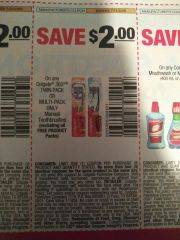 10 Coupons $2/1 Colgate 360 Twin Pack or Multi-Pack Only Manual Toothbrushes Exp.7/13/19