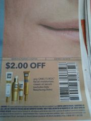 10 Coupons $2/1 Roc Facial Moisturizer, Cream or Serum (Excludes Daily resurfacing Disks) Exp.10/14/19