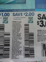 10 Coupons $2/1 Rolaids Heartburn Soothers 36ct Exp.11/2/19