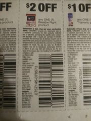 10 Coupons $2/1 Breathe Right Product Exp.10/13/19