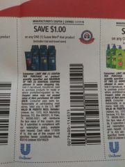 10 Coupons $1/1 Suave Men Hair Product Exp.11/17/19