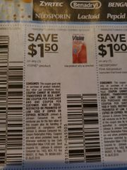 10 Coupons $1.50/1 Visine Product Exp.12/1/19