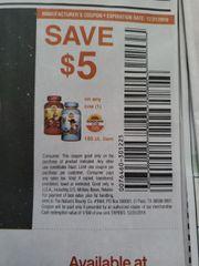 10 Coupons $5/1 Sundown Kids Clean 180ct Item Exp.12/31/19