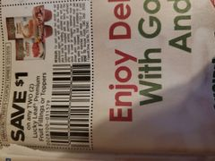 10 COupons $1/2 Lucky Leaf Premium Fruit Fillings or Toppings Exp.12/31/19