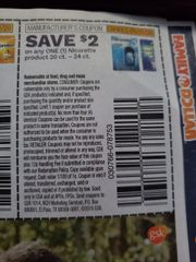 10 Coupons $2/1 Nicorette Product 20ct-24ct Exp.1/31/20