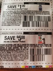 10 Coupons $5/1 Neuriva Product Exp.3/12/20