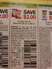 10 COupons $2/1 Slow Fe 30ct or 60ct Exp.3/31/20
