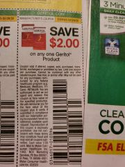 10 Coupons $2/1 Geritol Product Exp.2/29/20