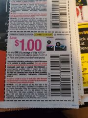 10 Coupons $1/1 U By Kotex Pads or Liners (Not Valid on Liners 14-22ct or Pads and Liners Trial) Exp.3/14/20
