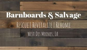 Barnboards and Salvage