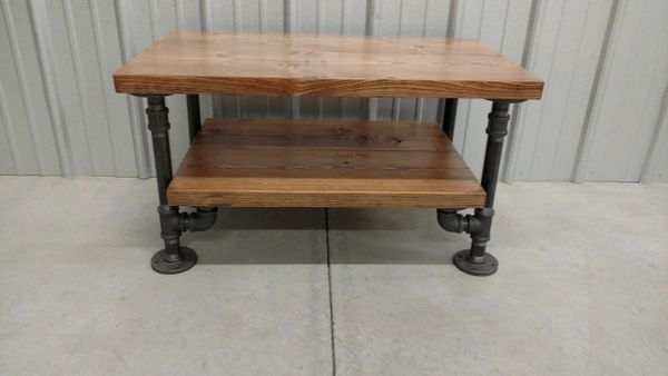 Fabulous Industrial Pipe Coffee Table Ocoug Best Dining Table And Chair Ideas Images Ocougorg