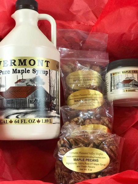 Nutty Maple Gift Bag