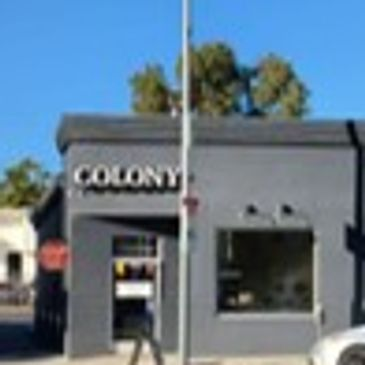 Colony Cooks food court with Honeybee Burger in West LA