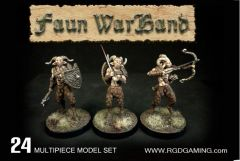 Faun Warband (Estimated January 2020)