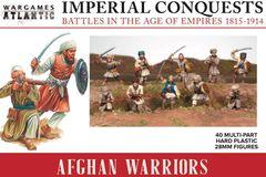 Wargames Atlantic Afghan Warriors (40 models)