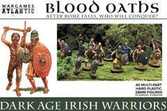 Wargames Atlantic Dark Age Irish Warriors (30 models)