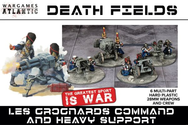 Les Grognards Command and Heavy Support (Preorder)