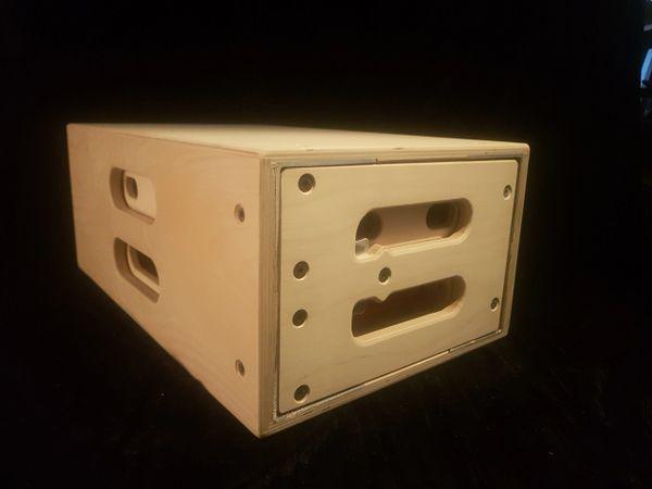 Nesting Apple Box (Natural Finish)