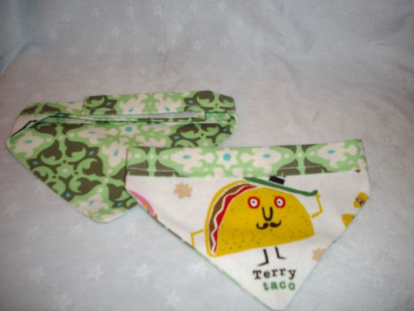 More Christmas Bandanas by Nola Babies