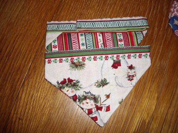 Christmas Bandanas by NolaBabies