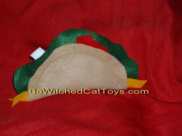 Organic Catnip Tacos