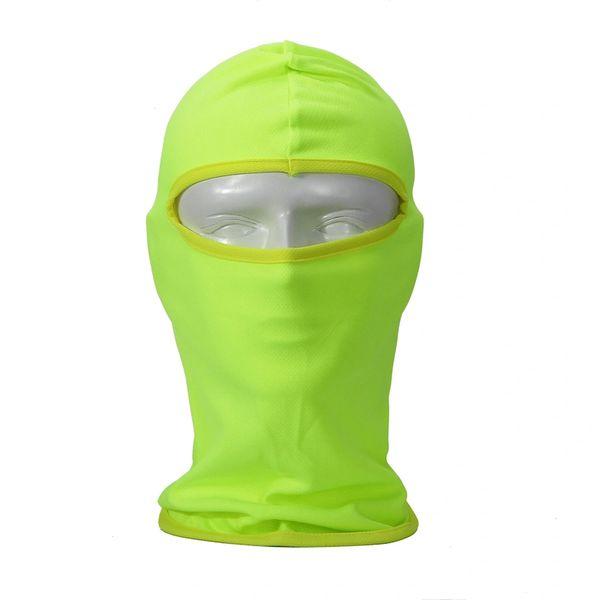 Neon Balaclava Multi Purpose Hoodie