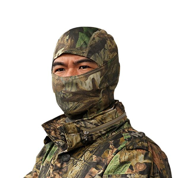 Multi-Use Balaclava Leaves