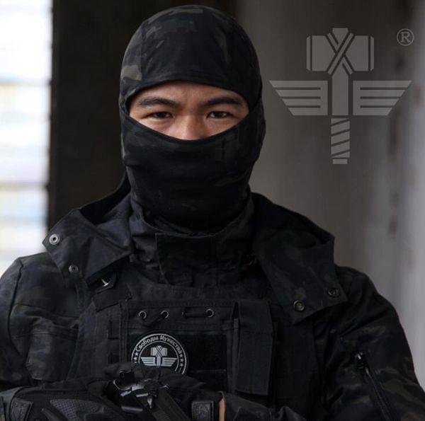 Ninja Style Balaclava Multi-Use Shield MC02