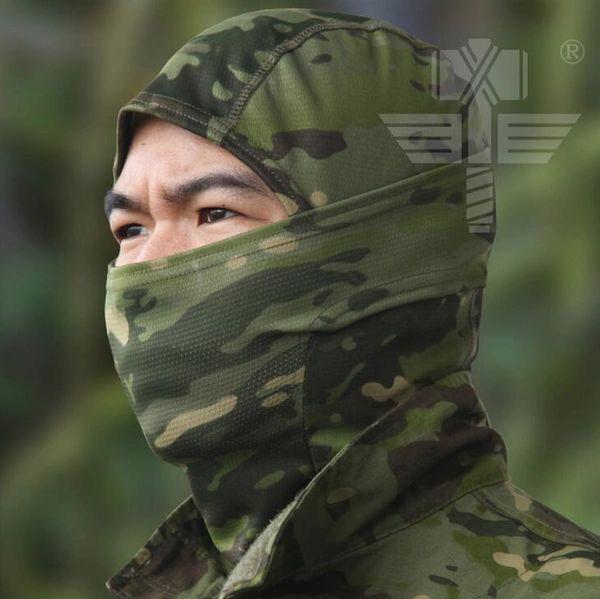 Ninja Style Balaclava Multi-Use Shield MC03