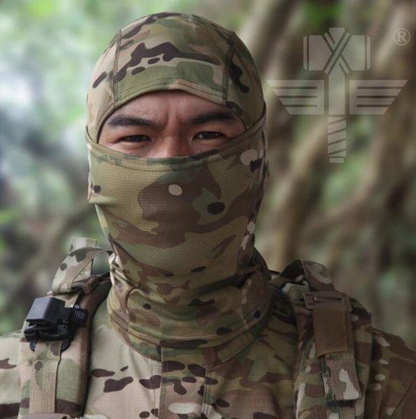 Ninja Style Balaclava Multi-Use Shield MC04