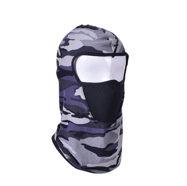 Hoodie camo with filter MCFT06