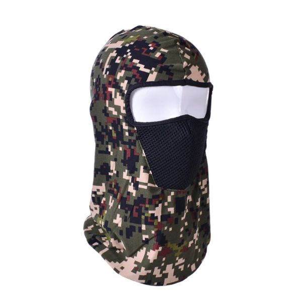 Hoodie digital camo with filter MCFT08