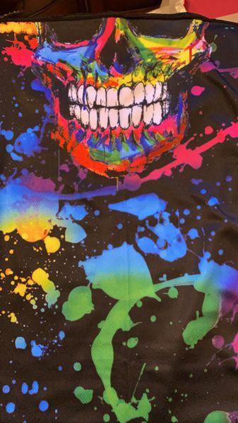 Ultra premium skull paint
