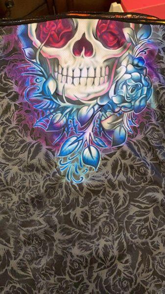 Flower skull ultra premium