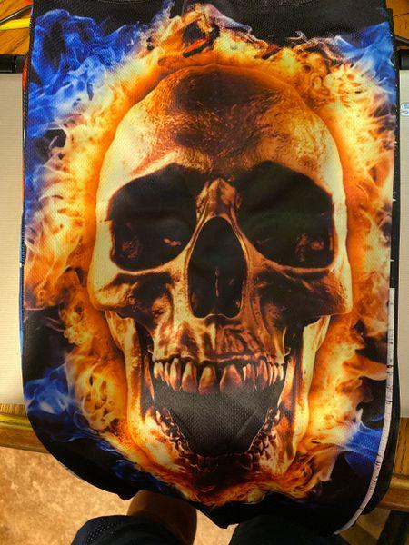 Pitate skull premium dry fit
