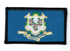 CONNECTICUT STATE FLAG (SMALL)